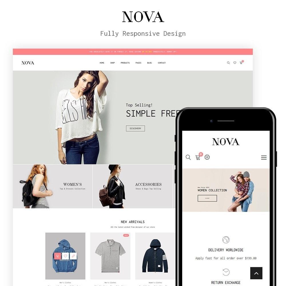 theme - Mode & Schuhe - JMS Nova - 1