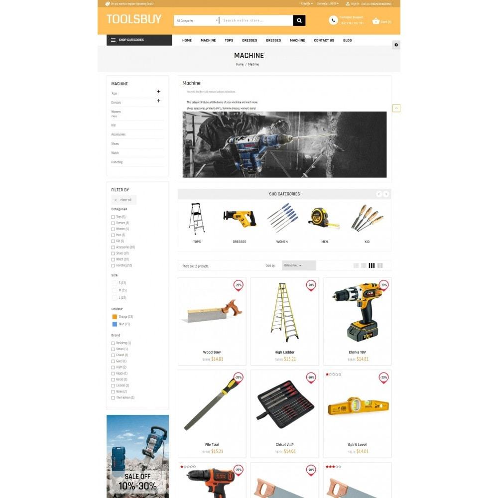 theme - Casa & Giardino - ToolsBuy Home Market - 7