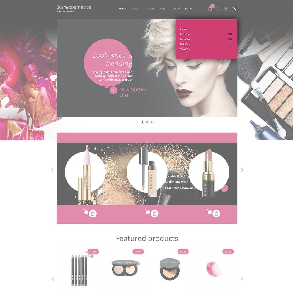 theme - Mode & Schuhe - Star Cosmetics - Beauty Items - 3