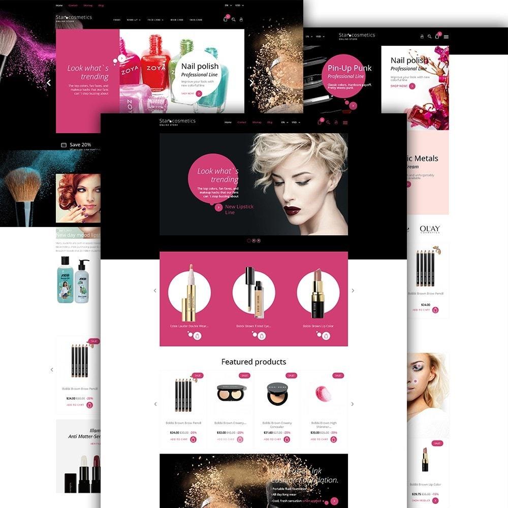 theme - Mode & Chaussures - Star Cosmetics - Produits de Beauté - 2