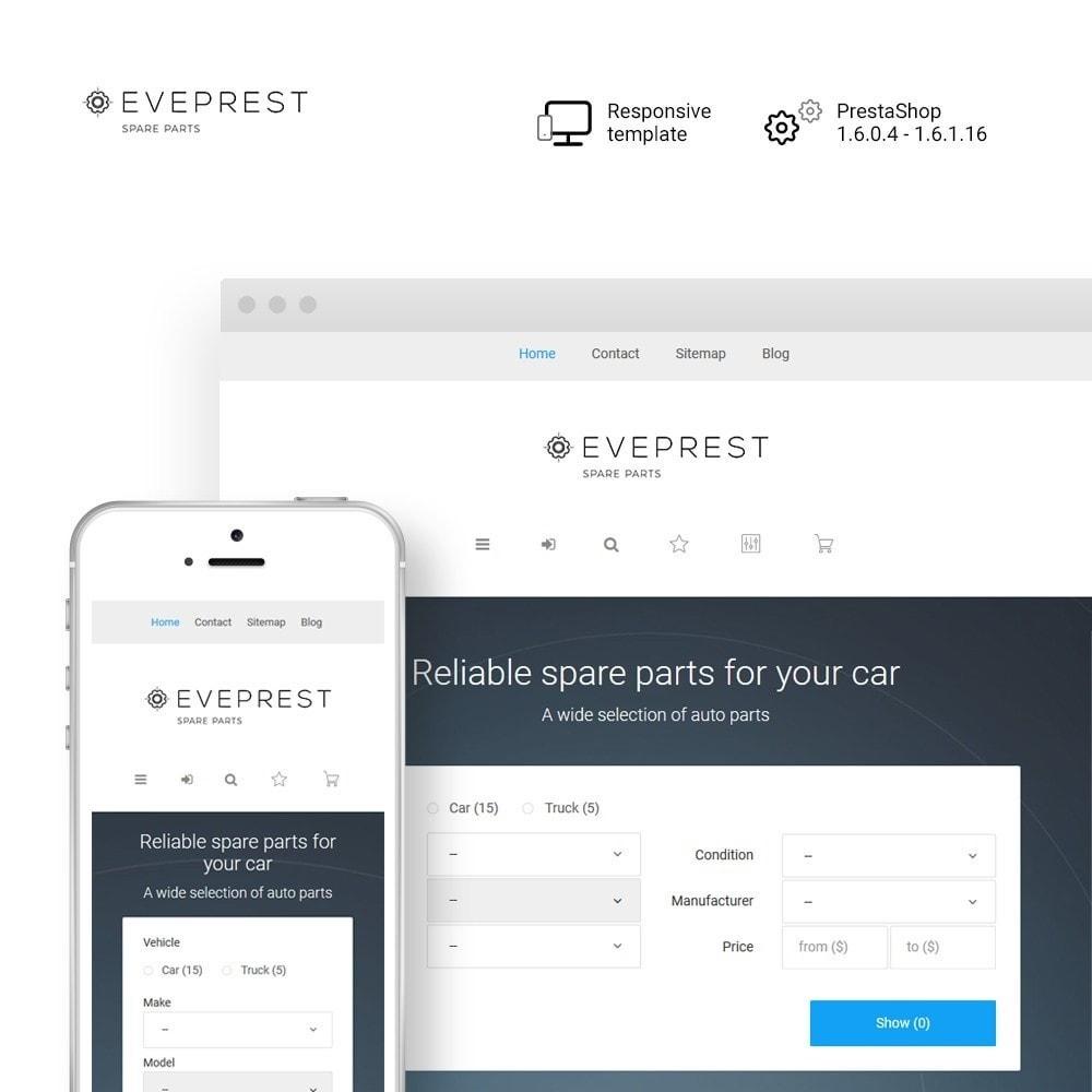 theme - Automotive & Cars - Eveprest - Spare Parts - 1