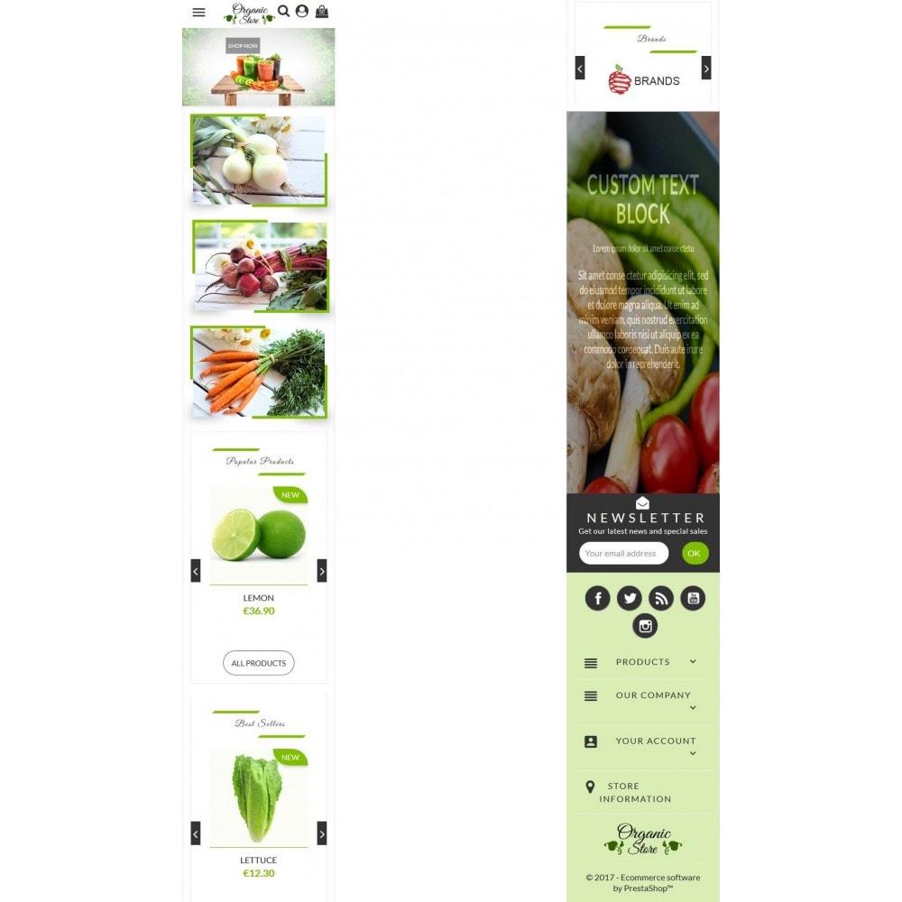 theme - Alimentos & Restaurantes - Organic Store - 6
