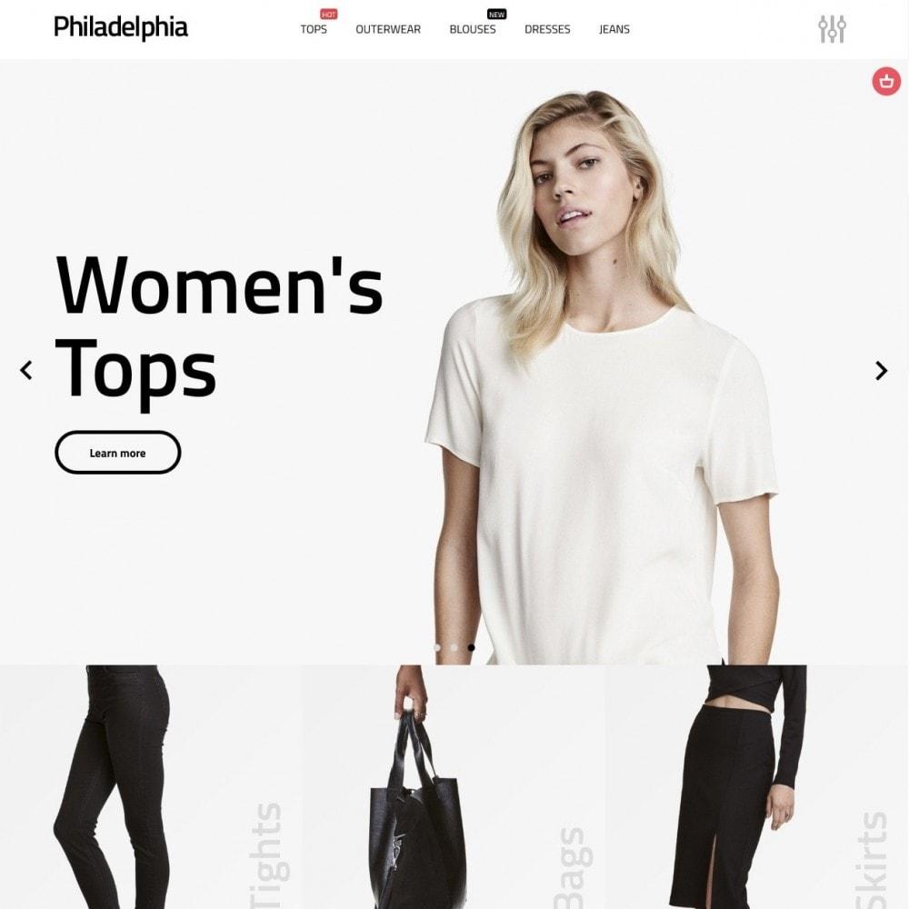 theme - Moda & Calçados - Philadelphia - 2