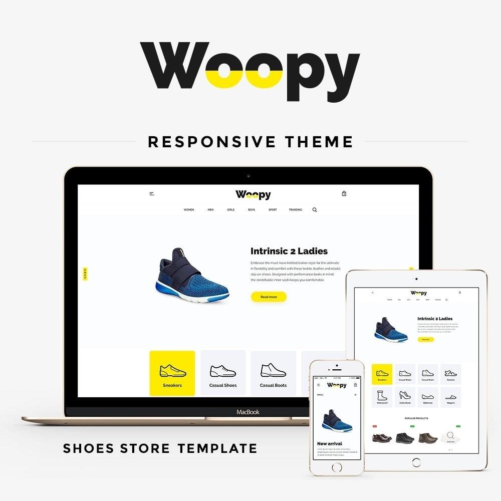 theme - Мода и обувь - Woopy Shop - 1