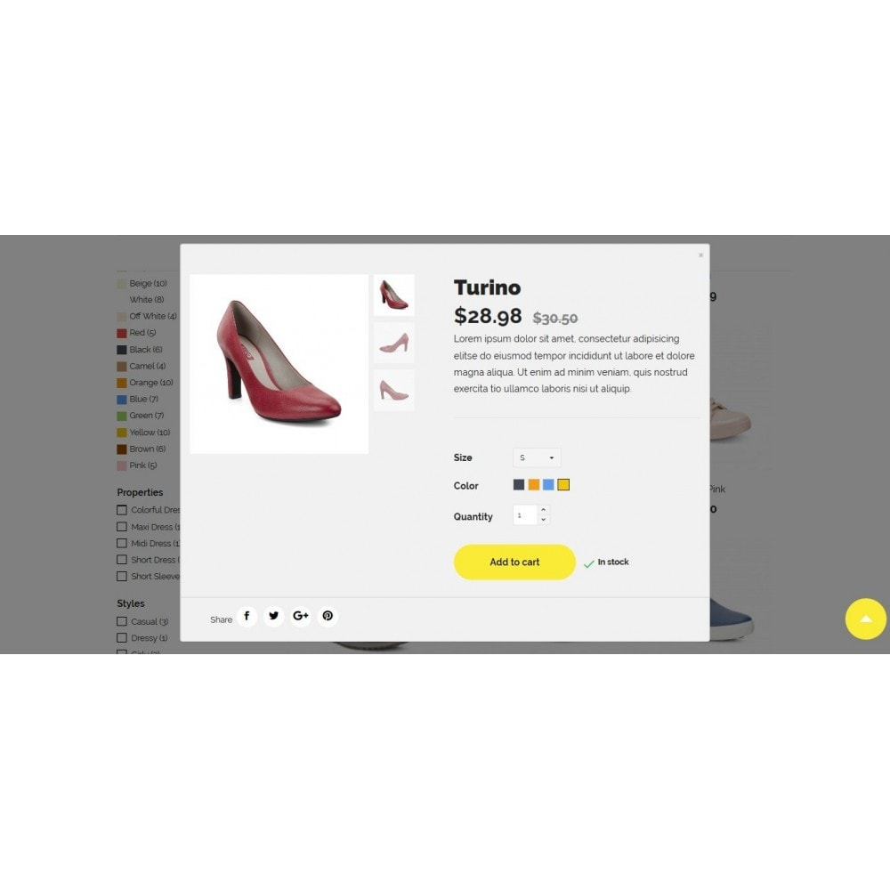 theme - Fashion & Shoes - Woopy Shop - 10
