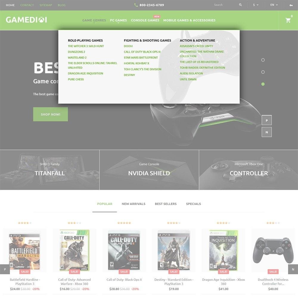 theme - Kids & Toys - Gamedixi - Computer Games - 5