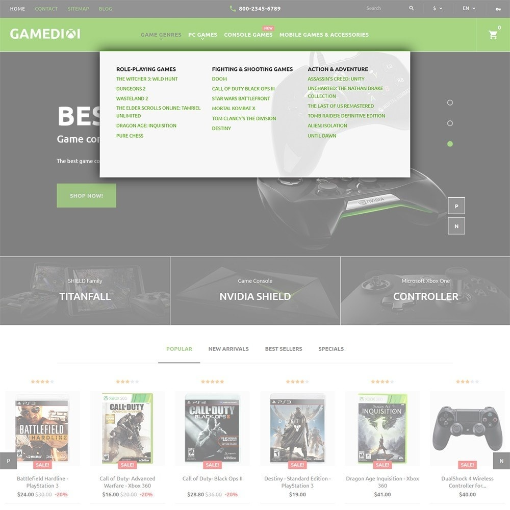 theme - Kinder & Spielzeug - Gamedixi - Computer Games - 5