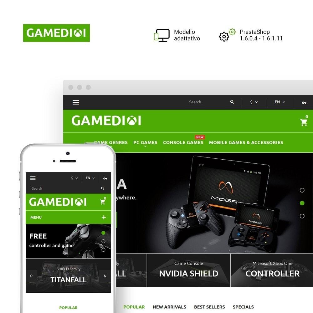theme - Bambini & Giocattoli - Gamedixi - Giochi per Computer - 1