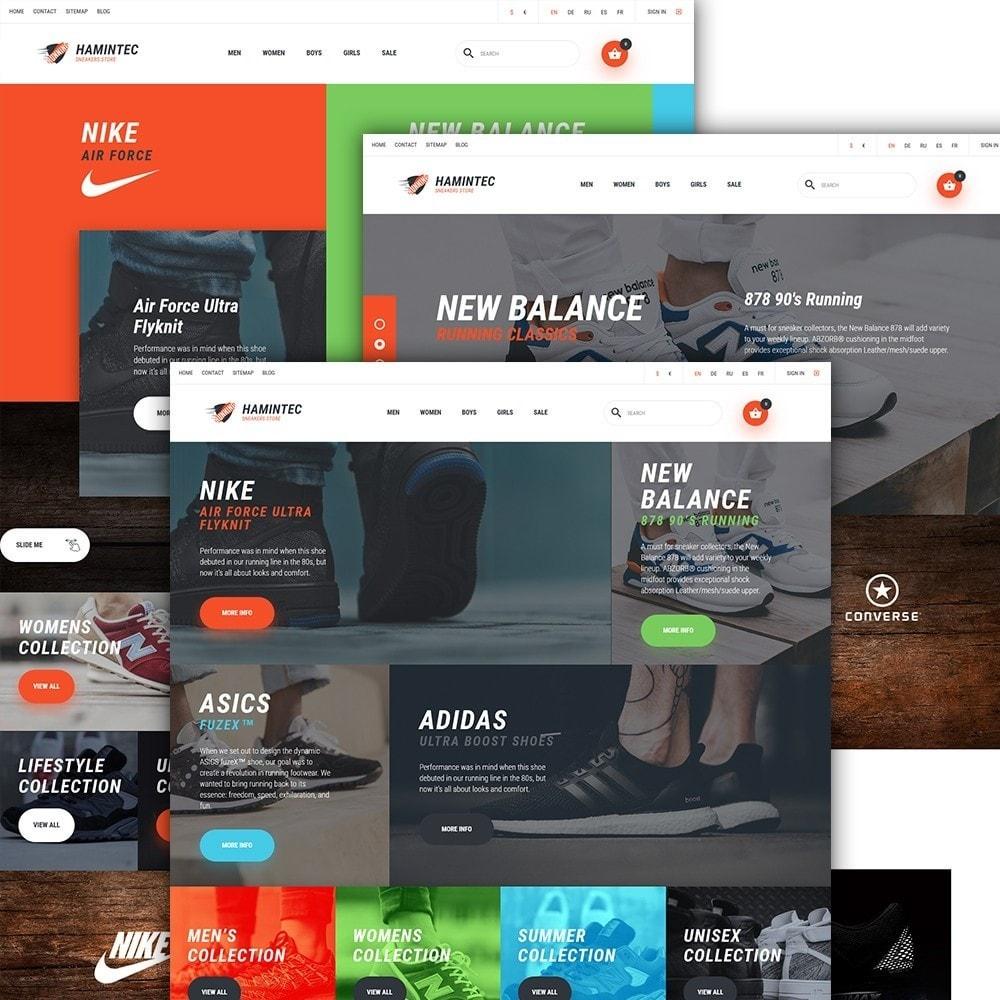 theme - Mode & Schoenen - Hamintec - Sneakers Store - 2