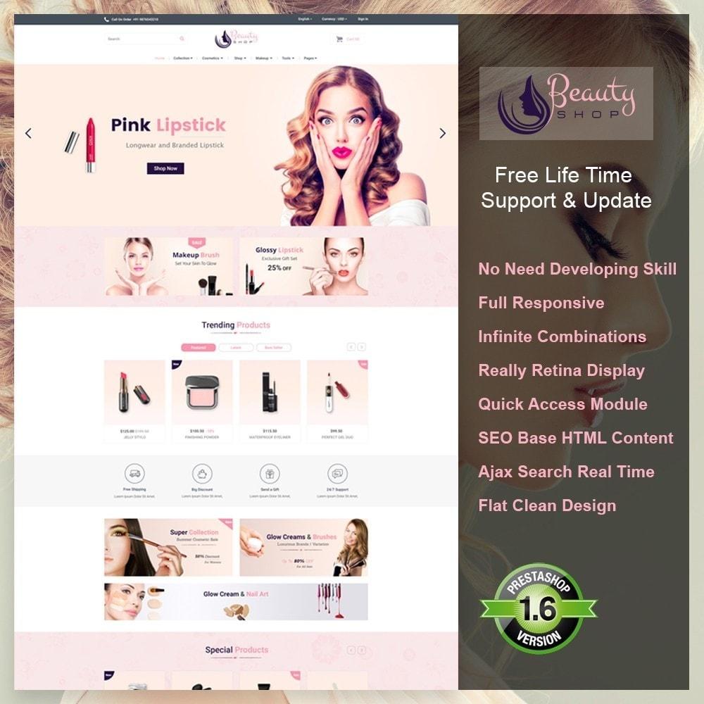 theme - Gezondheid & Schoonheid - Beauty Shop - 2