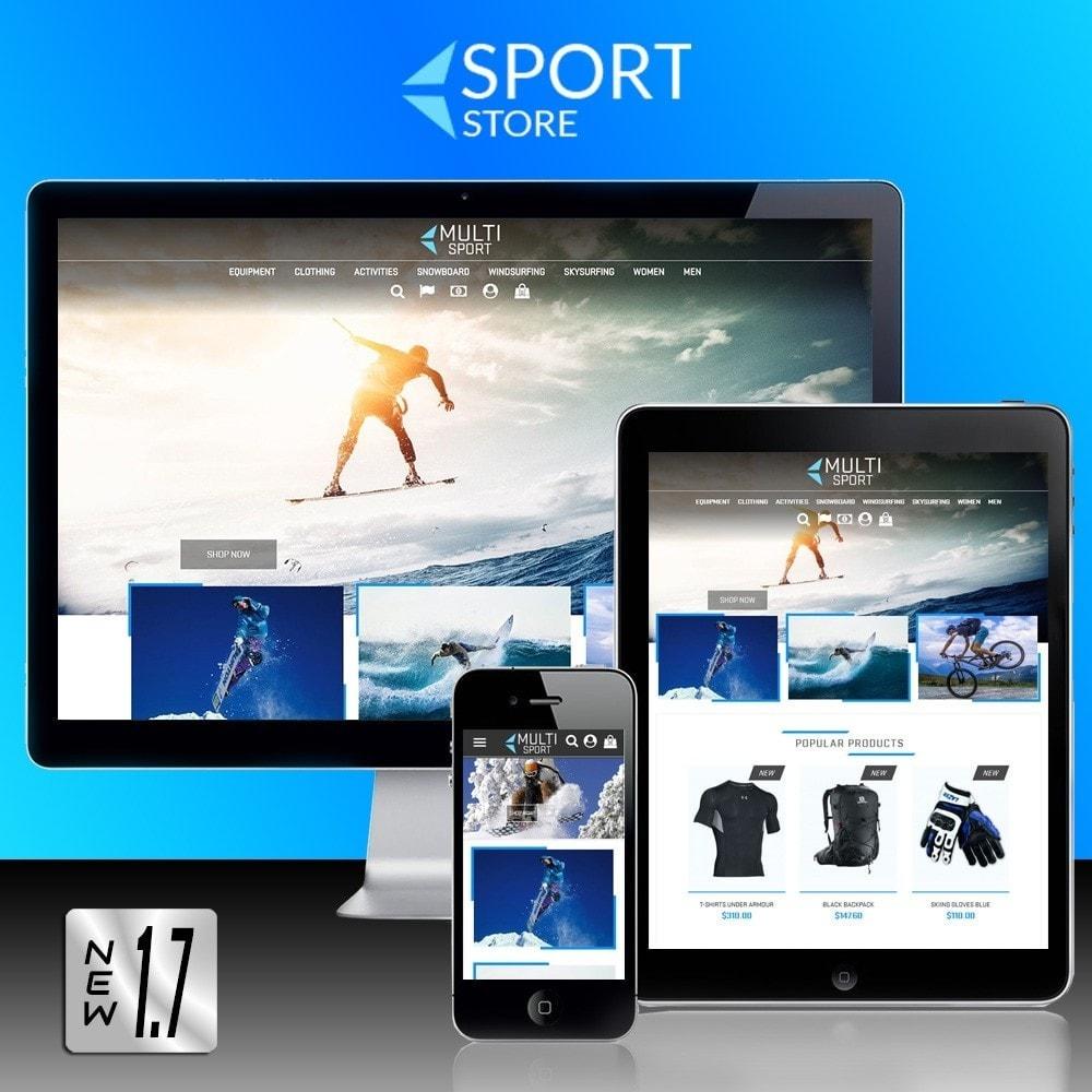 theme - Sport, Loisirs & Voyage - Multi Sport - 1