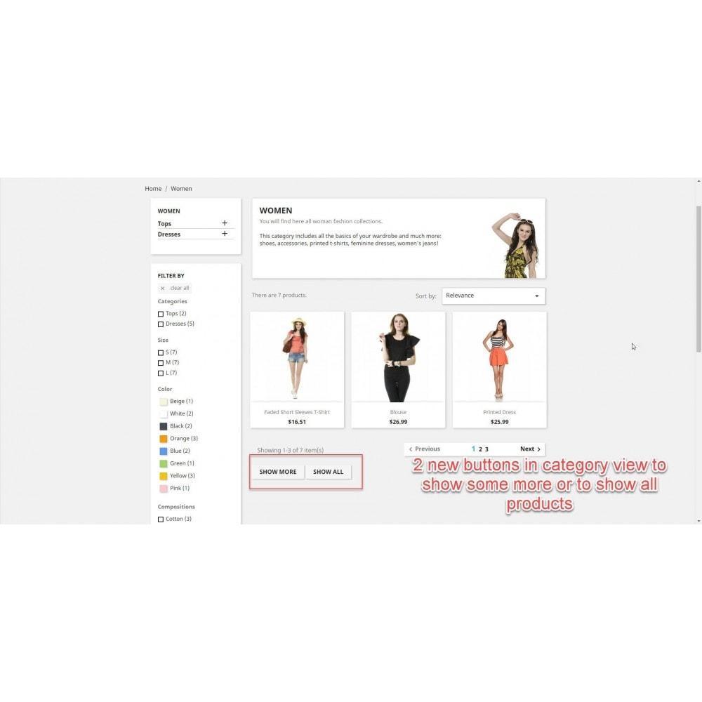 module - Ferramentas de Navegação - Show all products / infinite scroll - 1