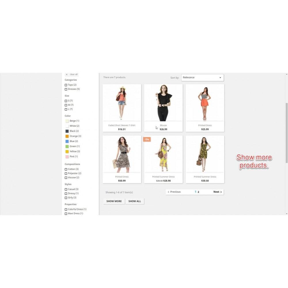 module - Ferramentas de Navegação - Show all products / infinite scroll - 2