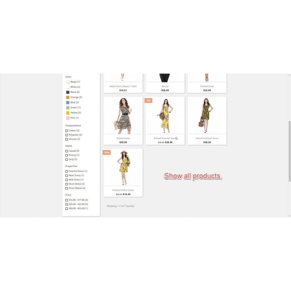 module - Ferramentas de Navegação - Show all products / infinite scroll - 3