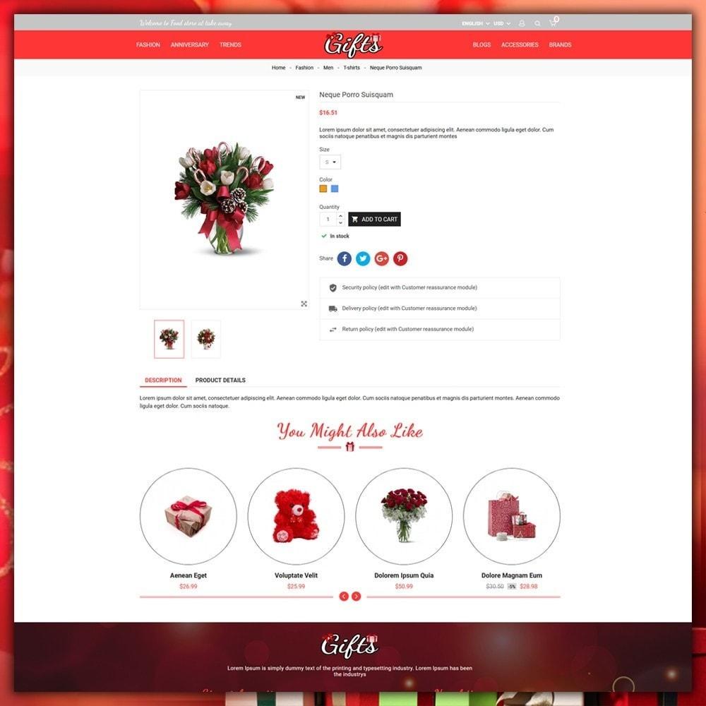 theme - Presentes, Flores & Comemorações - Gift Shop - 6