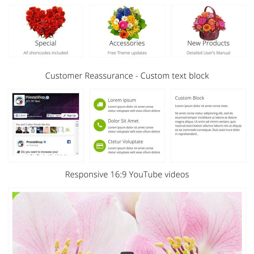theme - Cadeaus, Bloemen & Gelegenheden - FlowerShop - 4
