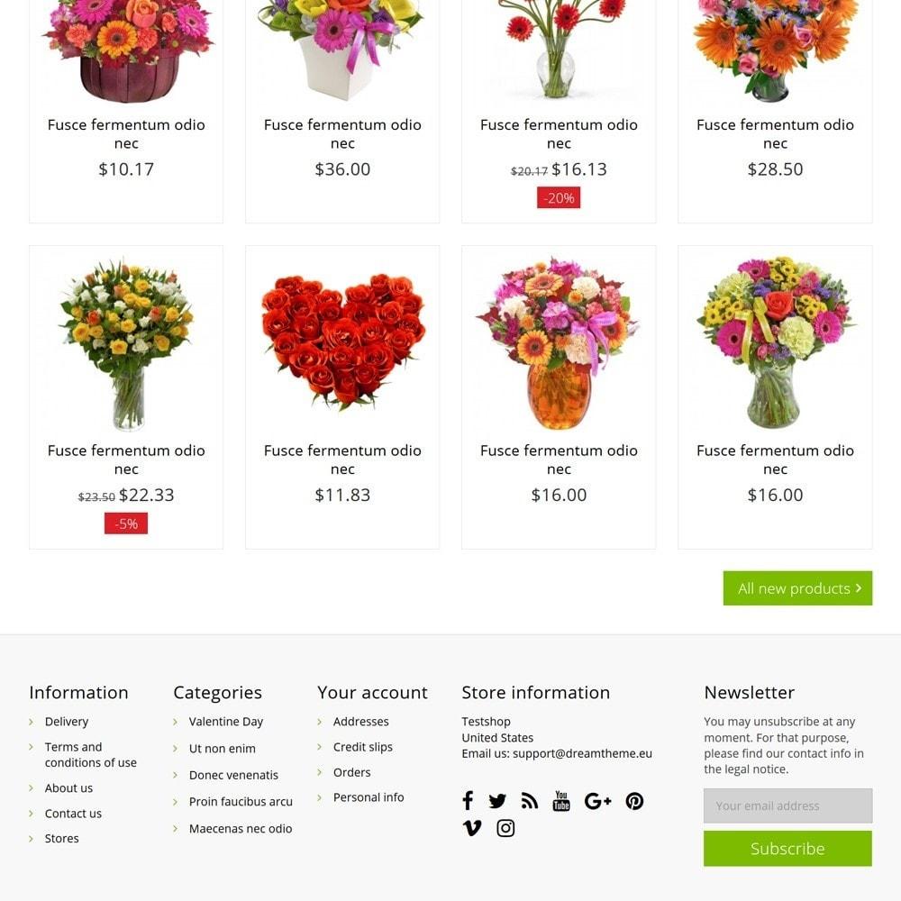 theme - Regalos, Flores y Celebraciones - FlowerShop - 5