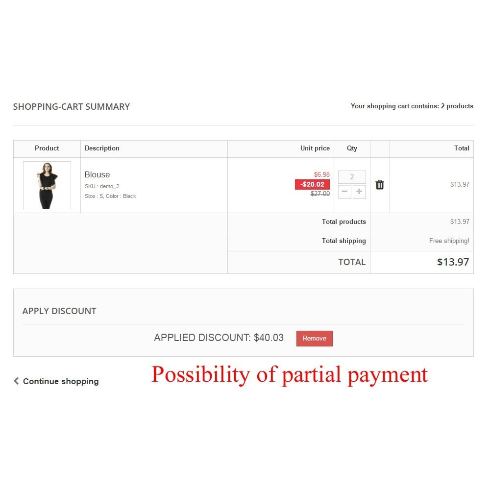 module - Payment by Card or Wallet - User internal balance UserBalance - 15