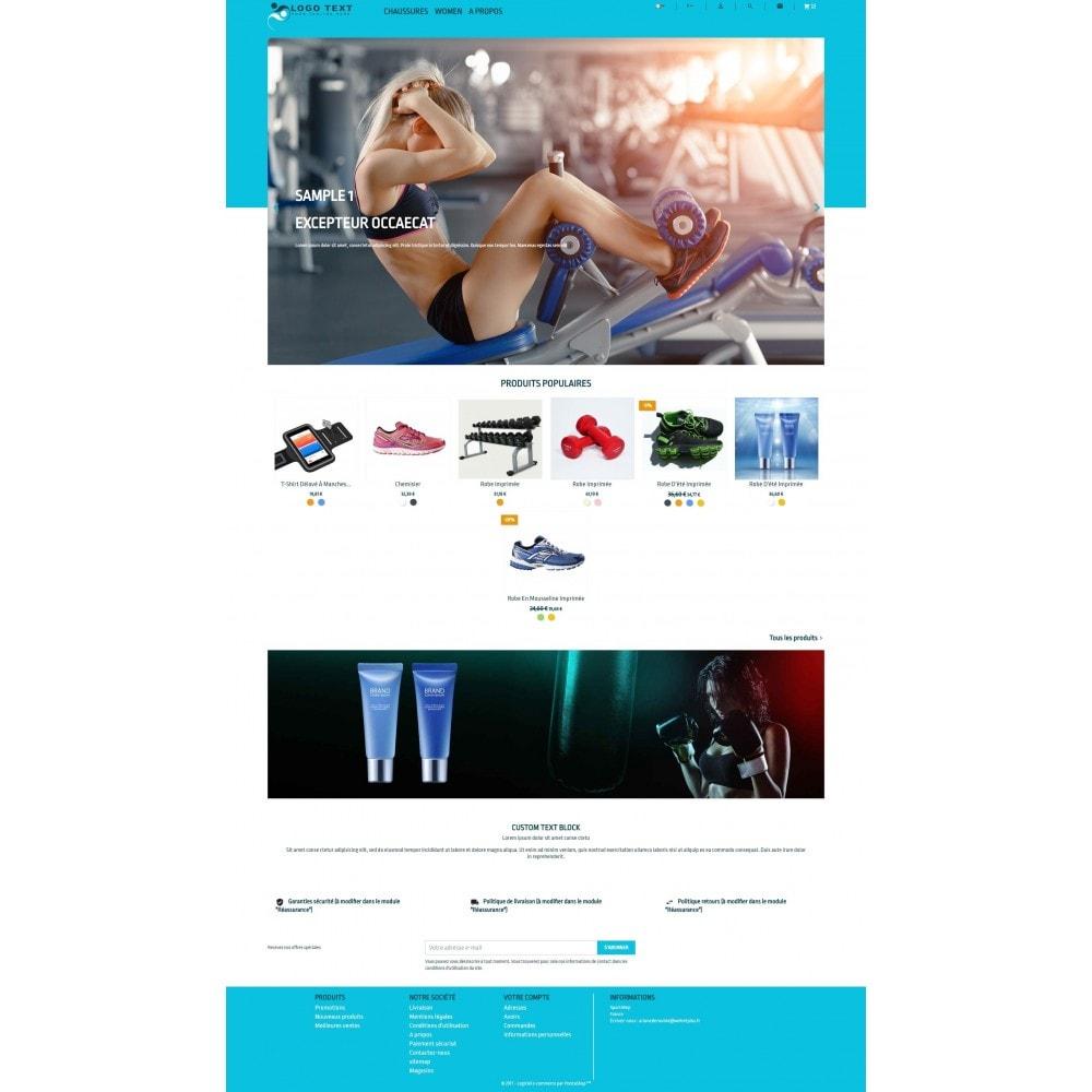 theme - Sports, Activities & Travel - SportWep - 2