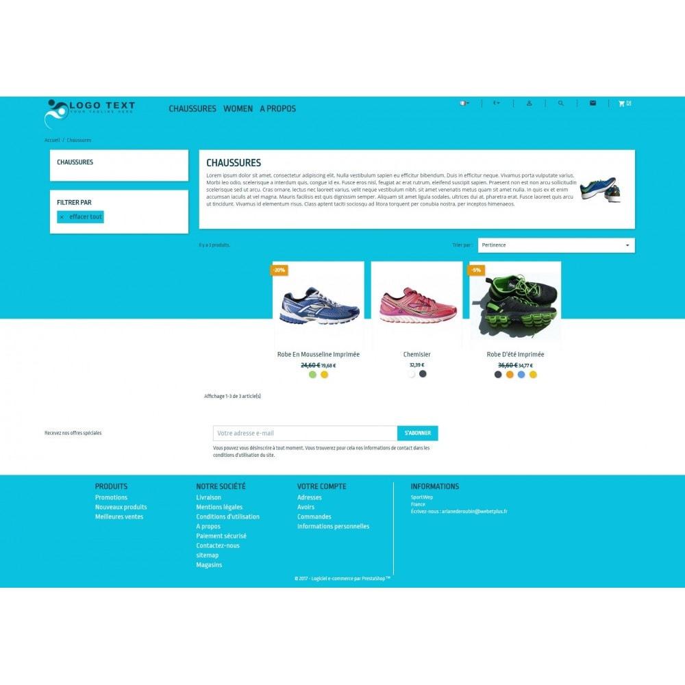 theme - Sports, Activities & Travel - SportWep - 3
