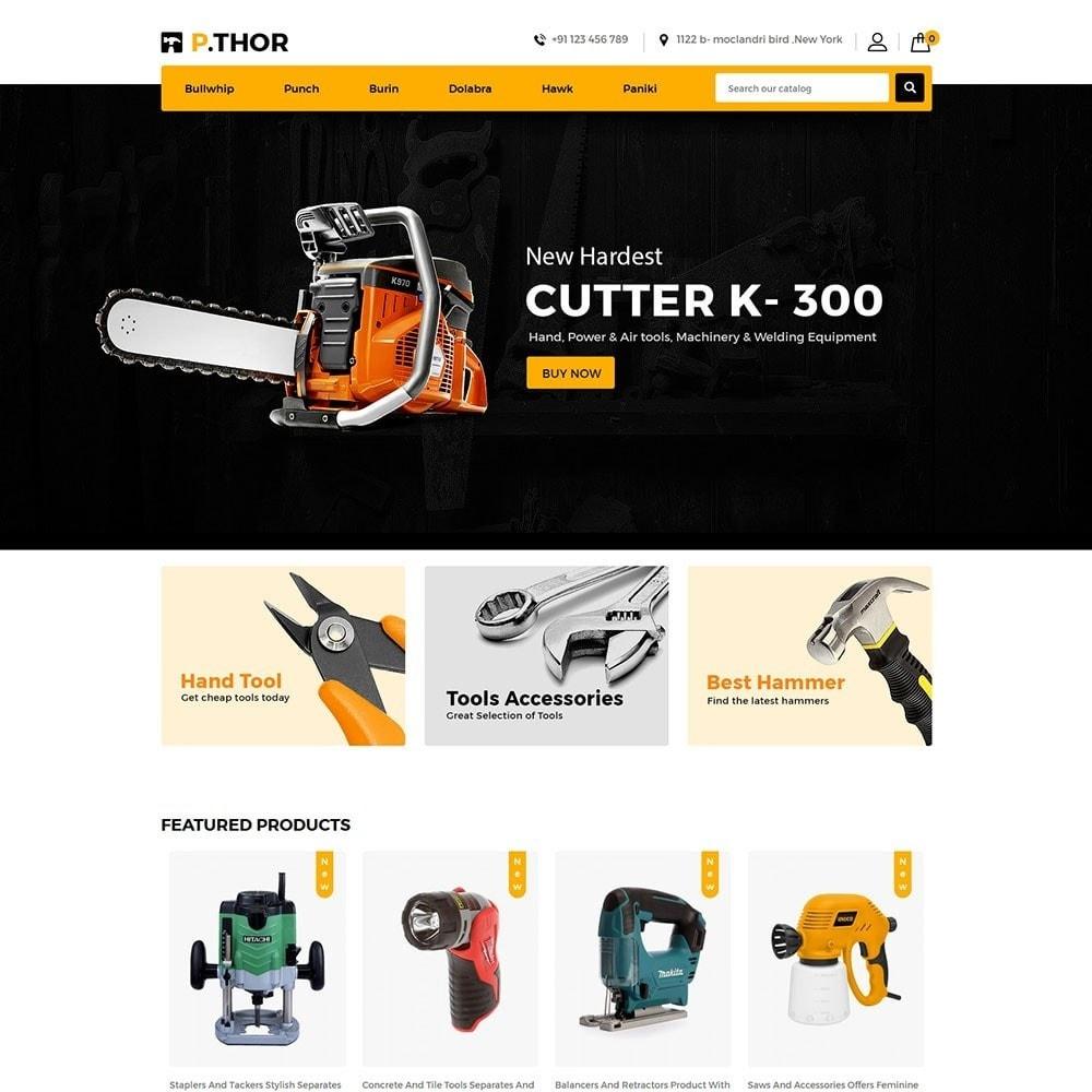 theme - Samochody - Thor Tools Store - 2