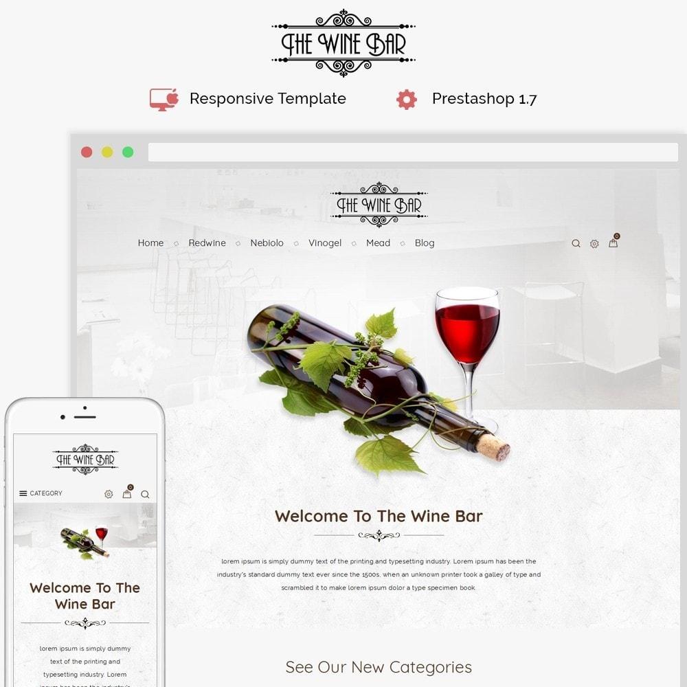 theme - Napoje & Wyroby tytoniowe - Winebar WIne Store - 1
