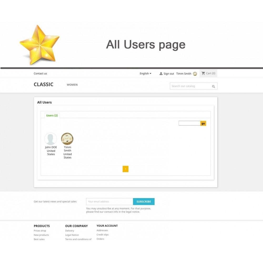 module - Recensioni clienti - Product Reviews Advanced PRO + Reminder + User Profile - 12