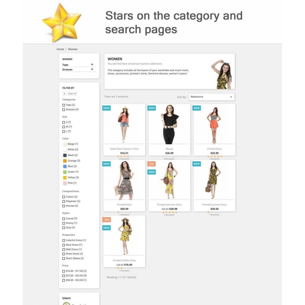 module - Recensioni clienti - Product Reviews Advanced PRO + Reminder + User Profile - 18