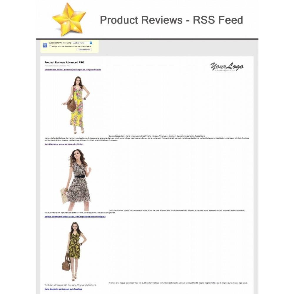 module - Recensioni clienti - Product Reviews Advanced PRO + Reminder + User Profile - 20