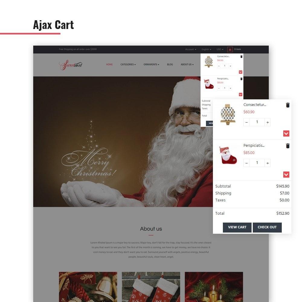 theme - Geschenke, Blumen & Feiern - Ap Sweet Noel - 2