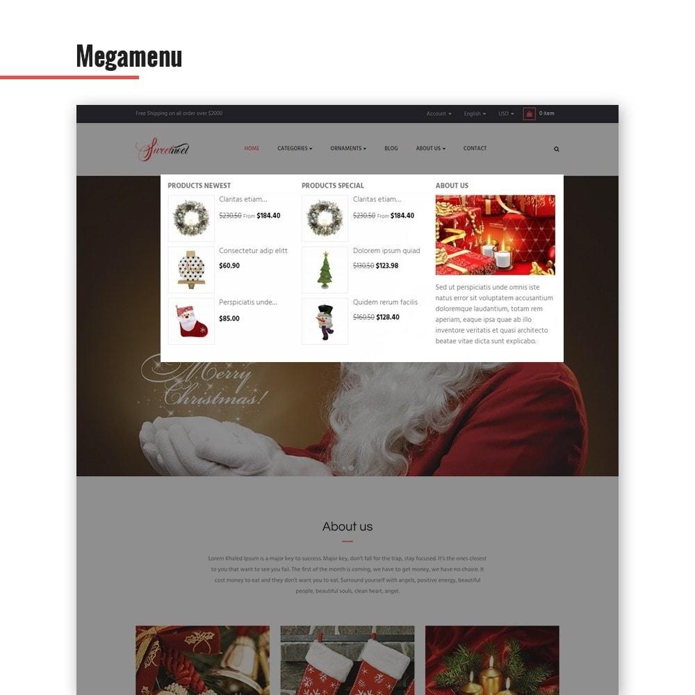 theme - Cadeaus, Bloemen & Gelegenheden - Ap Sweet Noel - 4