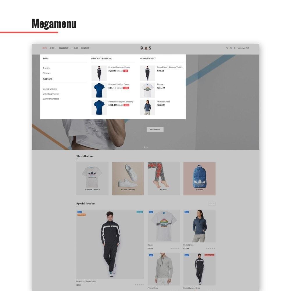 theme - Moda & Calzature - Leo Das - 4