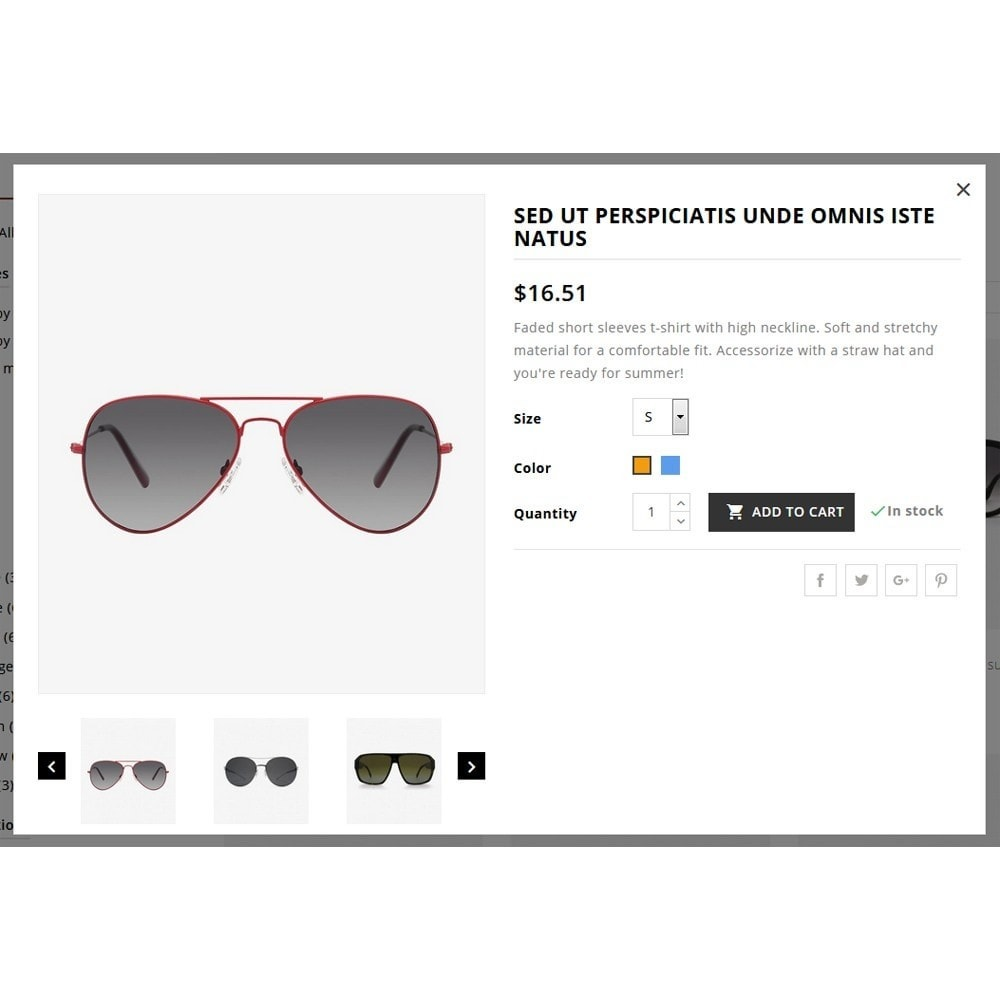theme - Mode & Schuhe - Prada eyewear sunglasses store - 7