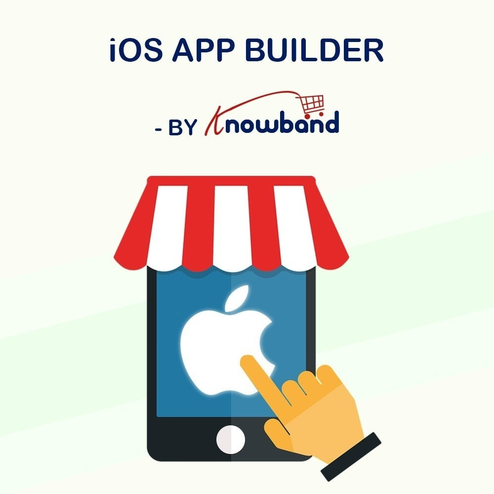 module - Мобильный телефон - Knowband - iOS Mobile App Builder - 1
