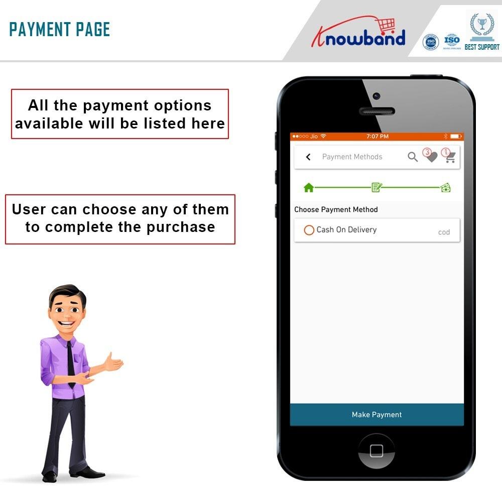 module - Мобильный телефон - Knowband - iOS Mobile App Builder - 12