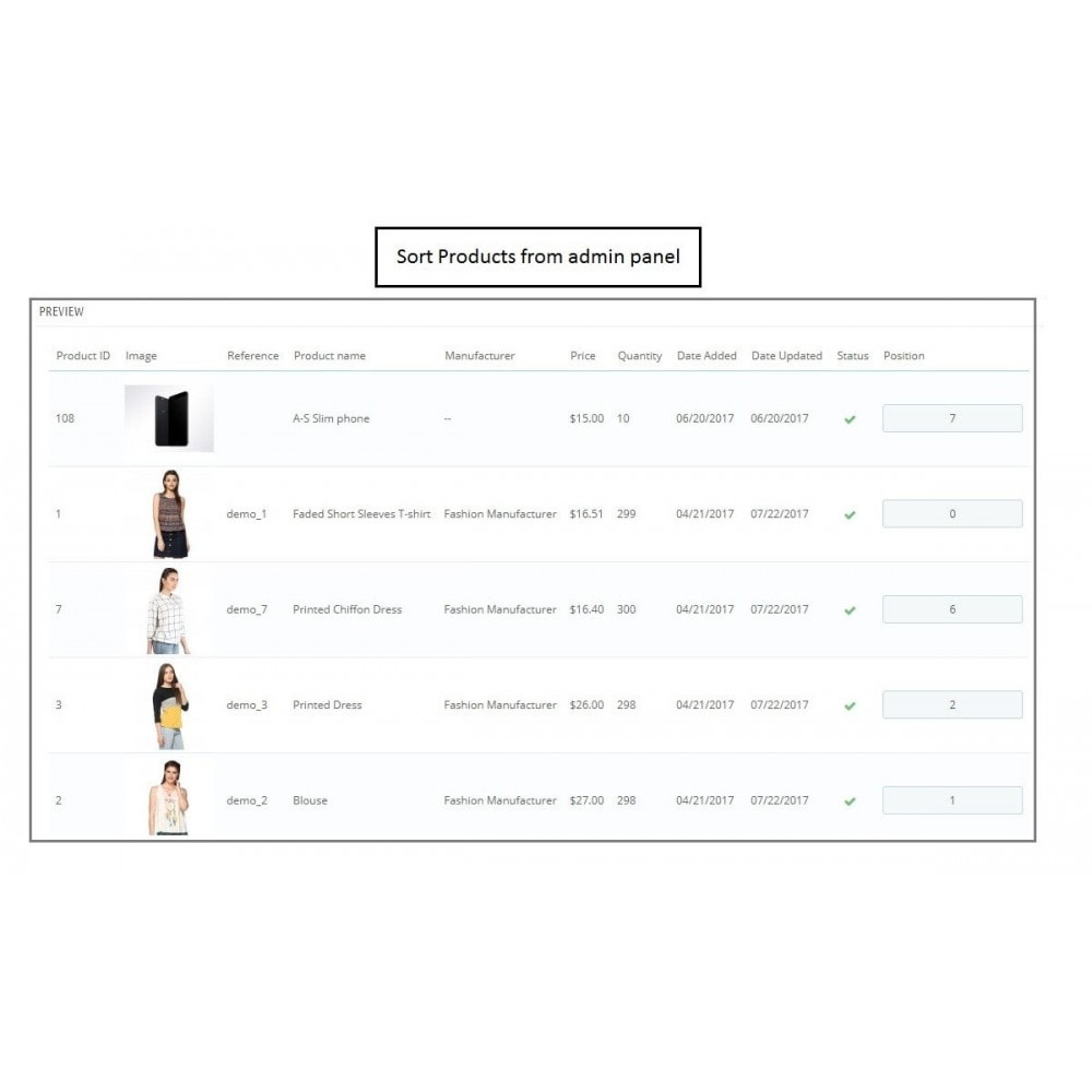 module - Combinations & Product Customization - Knowband - Category Product Display Order - 3
