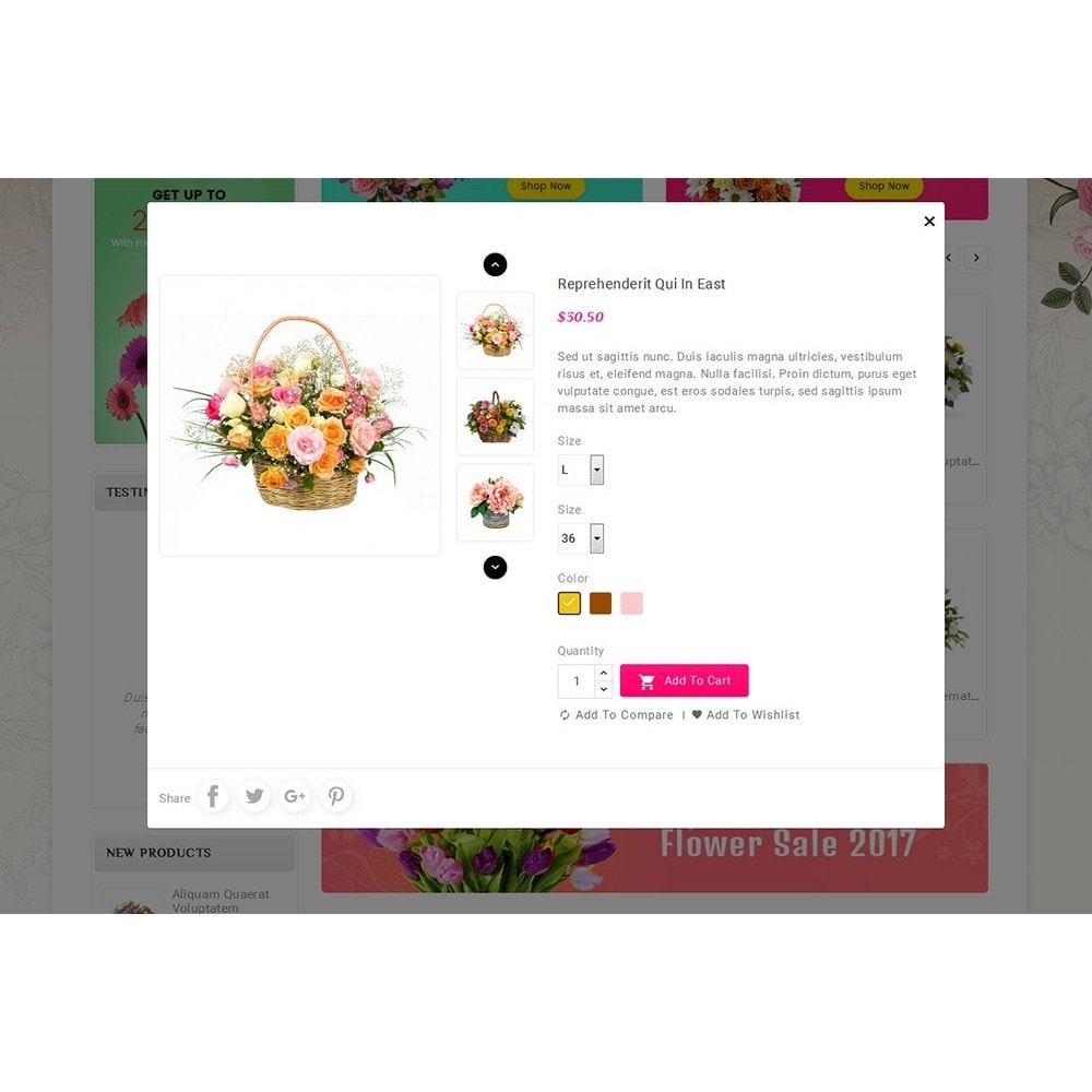 theme - Gifts, Flowers & Celebrations - Blooming Flower Mega Store - 8