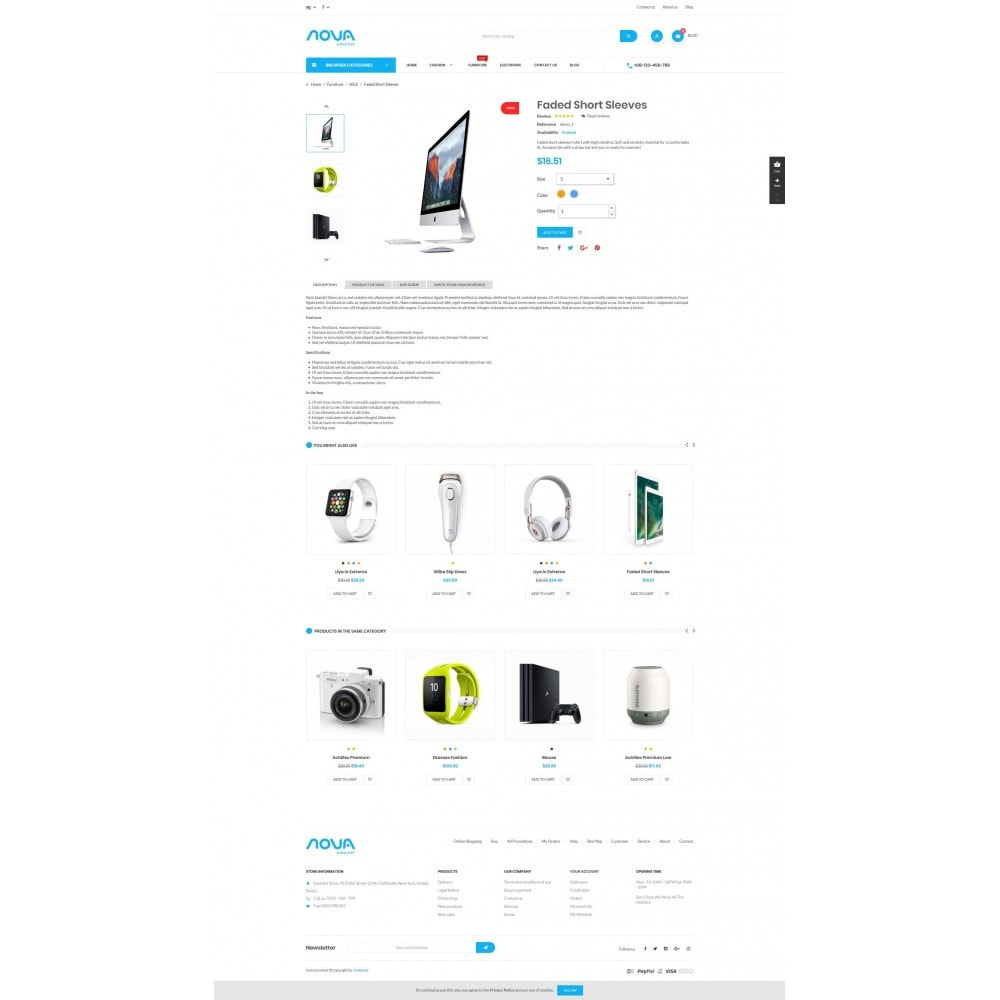 theme - Electronique & High Tech - Emarket Store - 4
