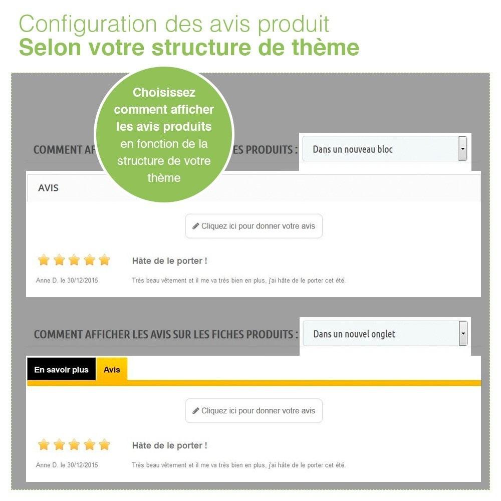module - Avis clients - Avis Boutique + Avis Produits + Google Rich Snippets - 17