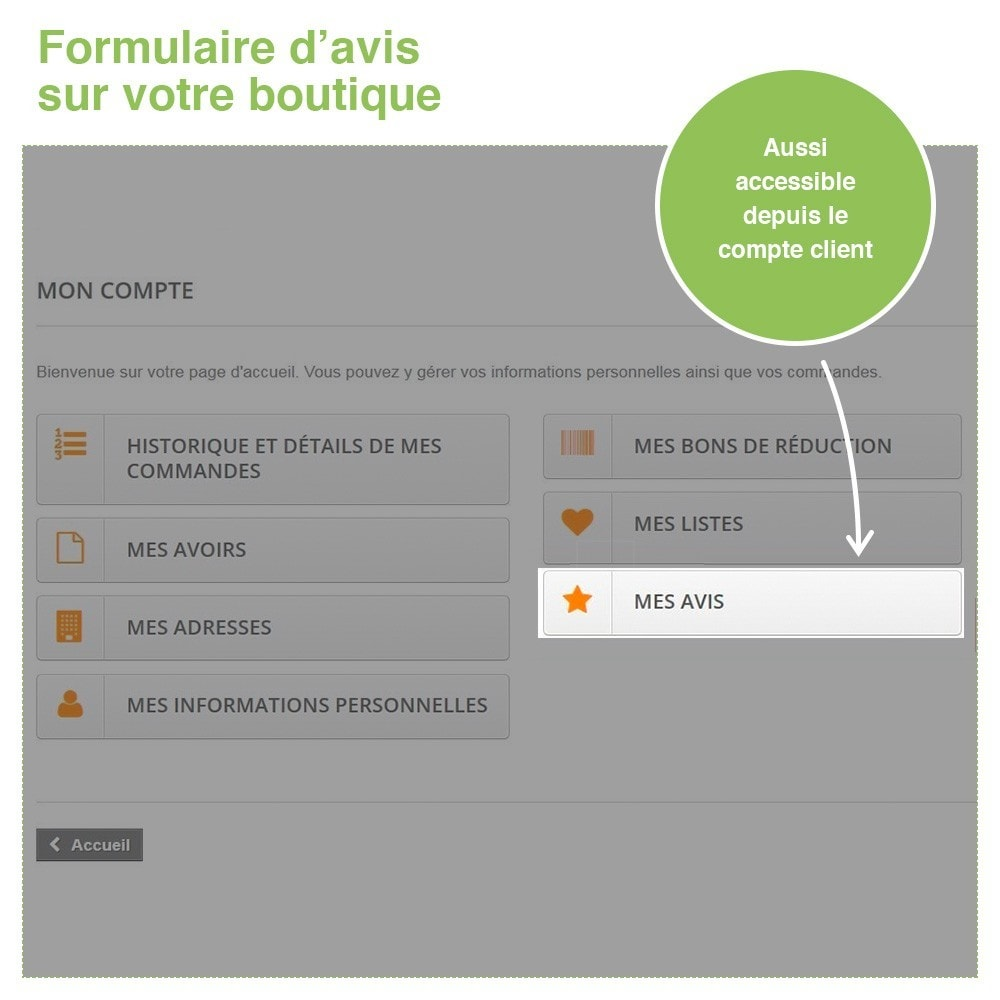 bundle - Avis clients - Confiance - Rassurez vos Clients - 3 Modules - 30