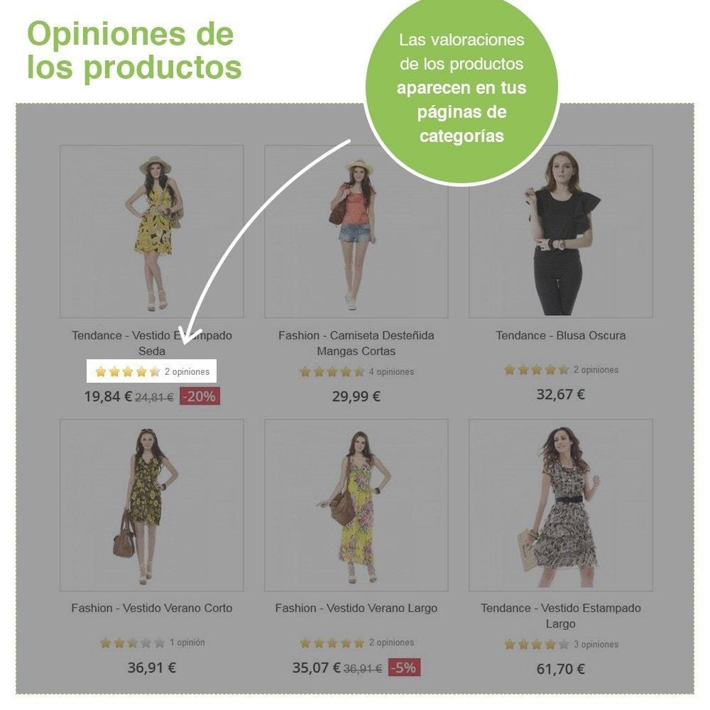 module - Comentarios de clientes - Opiniones Tienda + Opiniones Productos + Rich Snippets - 18