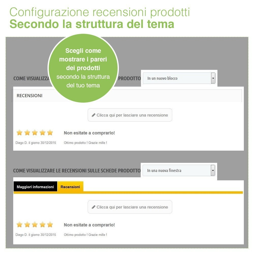 bundle - Recensioni clienti - Trust Pack - Reassure your Customers - 3-Module - 17
