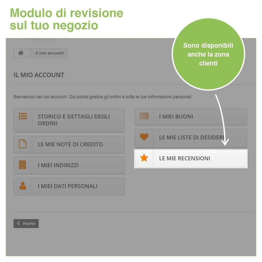 bundle - Recensioni clienti - Trust Pack - Reassure your Customers - 3-Module - 30