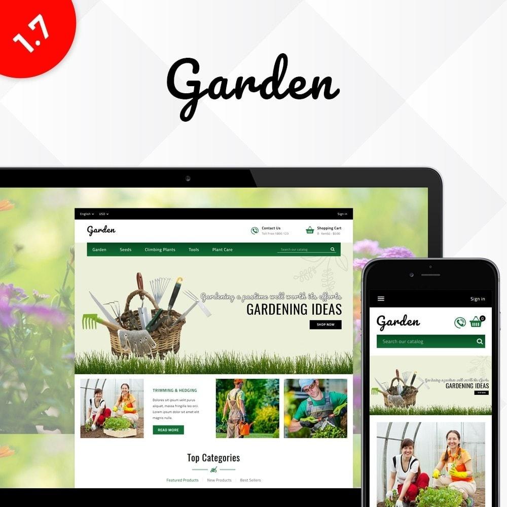 theme - Casa & Giardino - Garden Store - 1