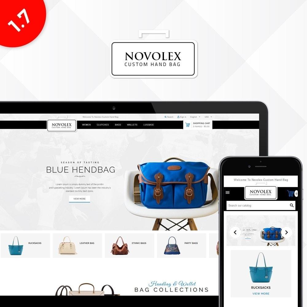 theme - Moda & Calçados - Novolex Handbag Store - 1