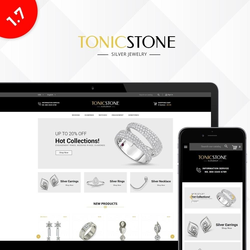 theme - Bijoux & Accessoires - Tonic Store - 1