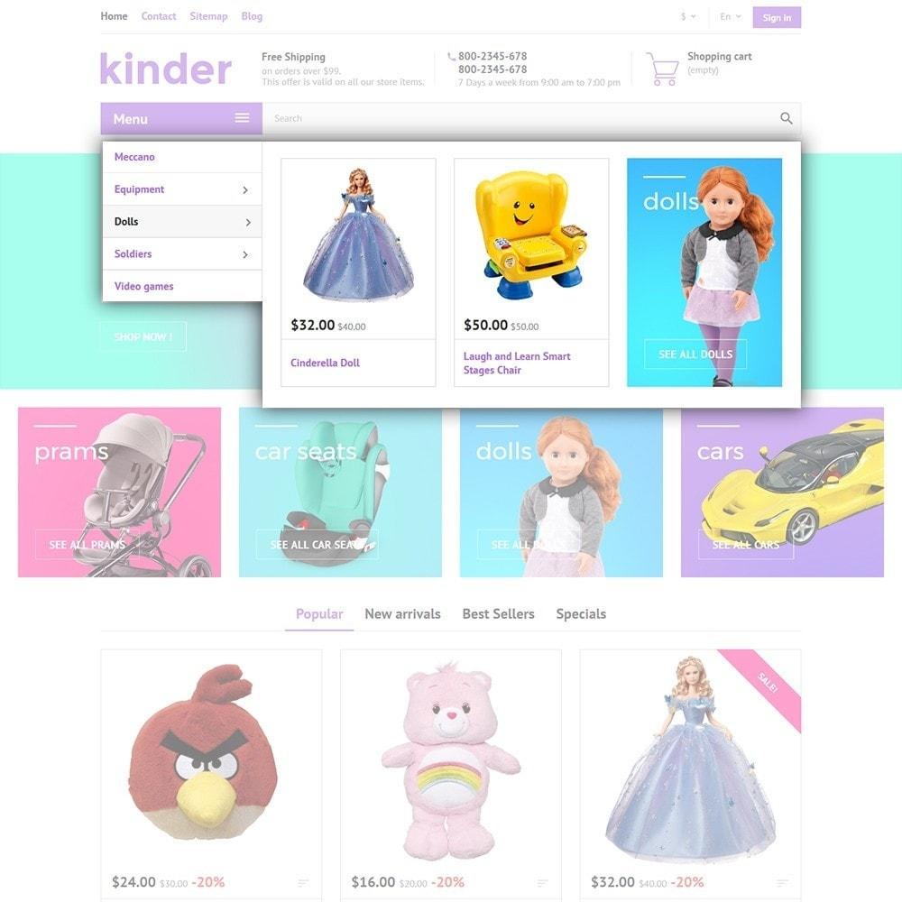 theme - Enfants & Jouets - Kinder - 6