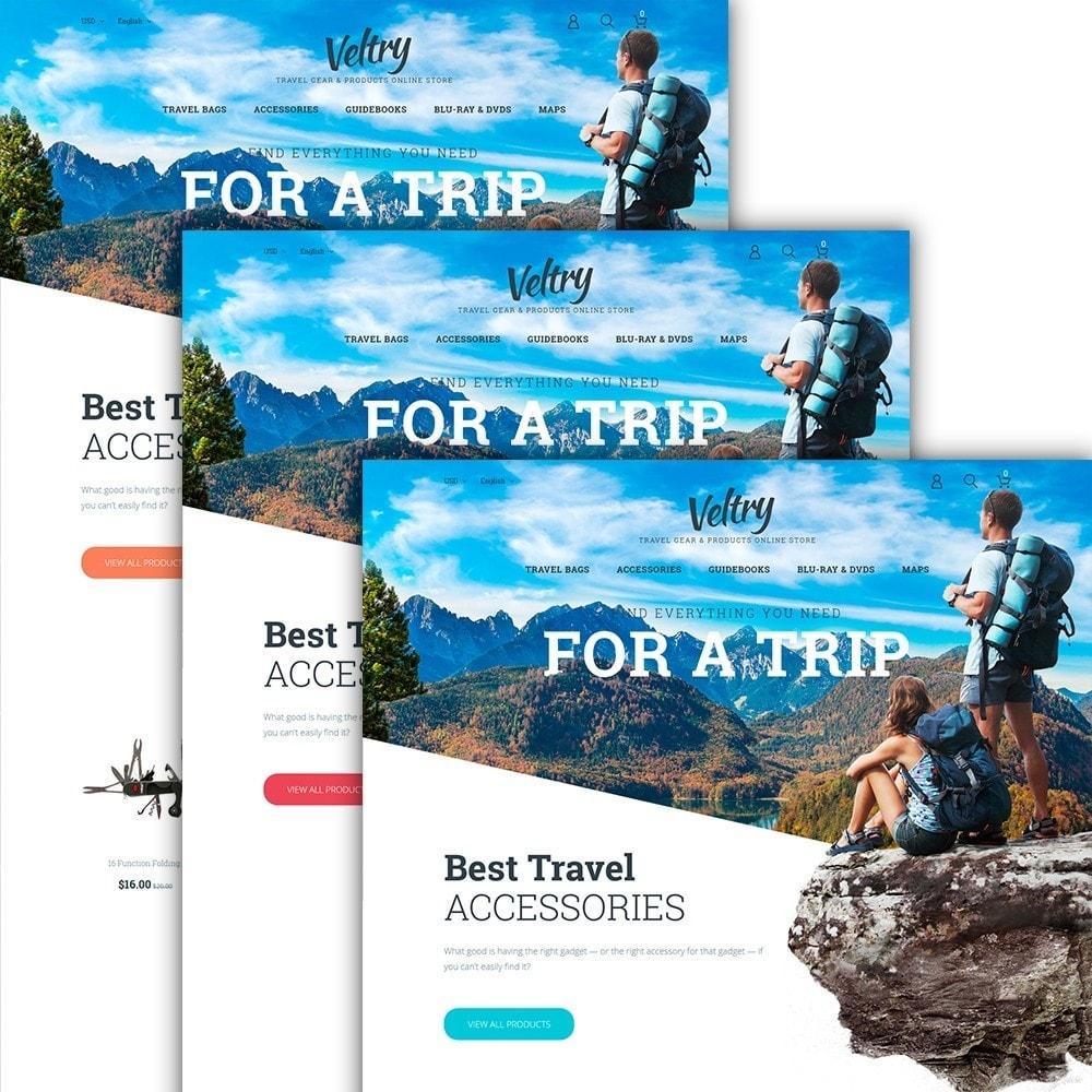 theme - Sports, Activities & Travel - Veltry - 2