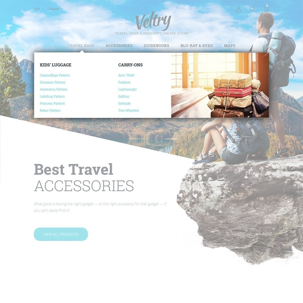 theme - Sports, Activities & Travel - Veltry - 5