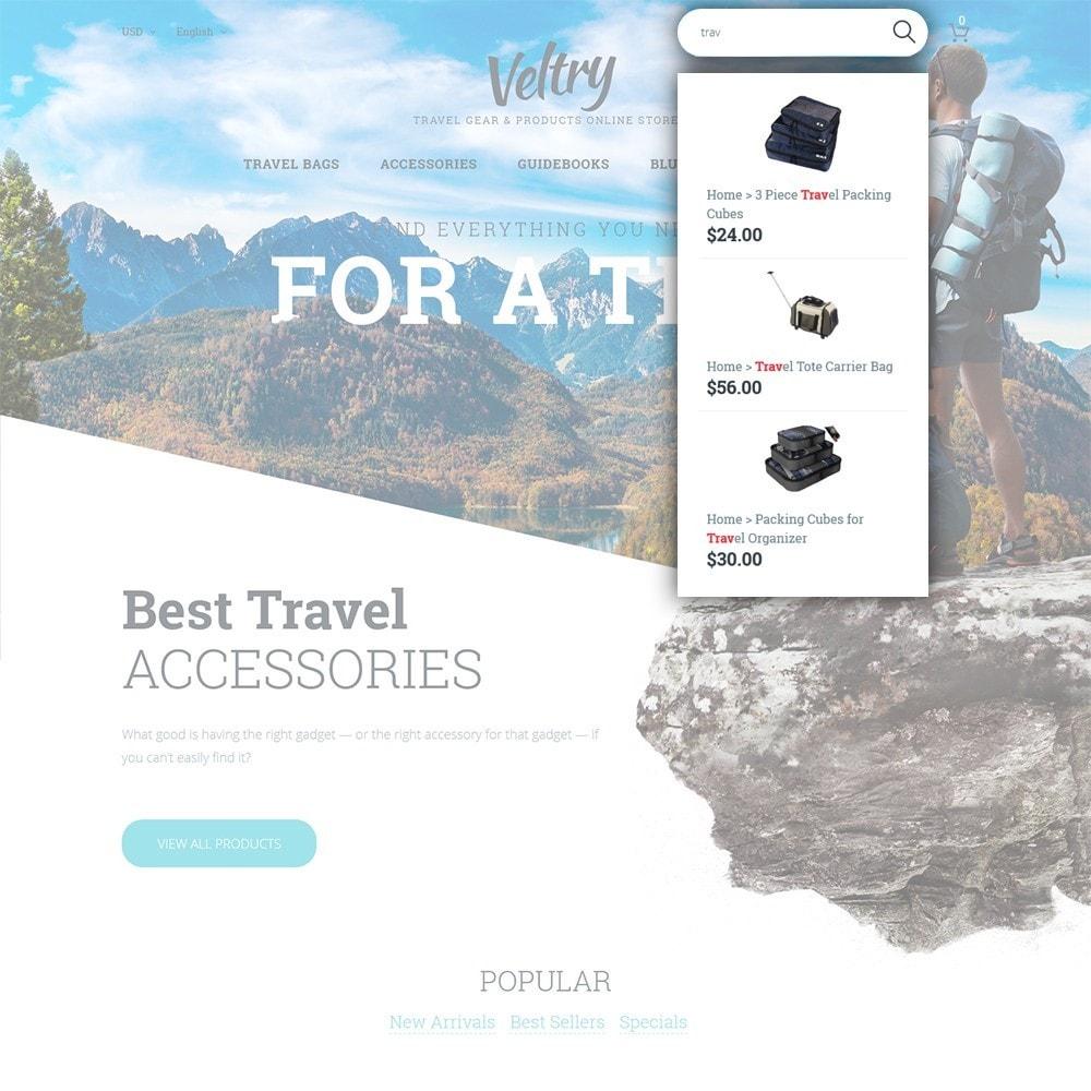 theme - Sport, Loisirs & Voyage - Veltry - 6